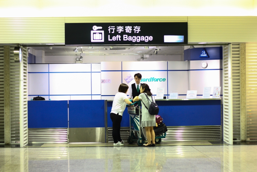 Where to Find Secure Luggage Storage in Hong Kong
